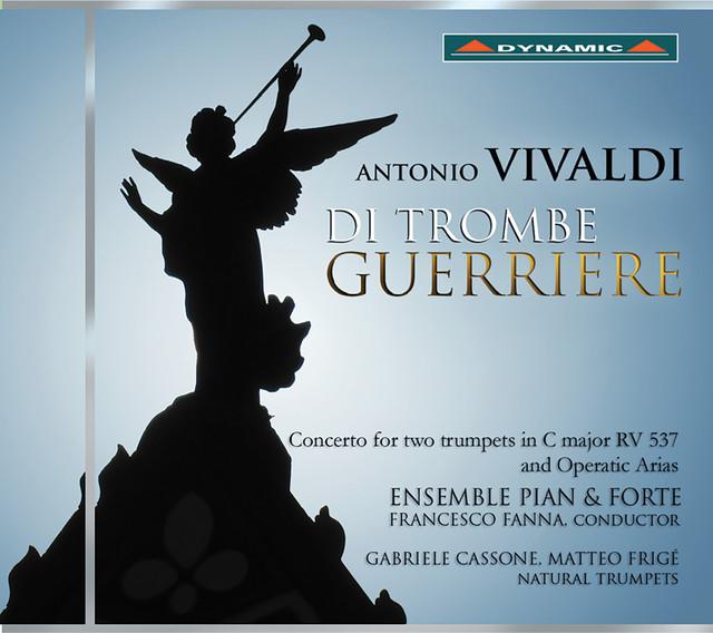 Vivaldi: Di trombe guerriere Albumcover