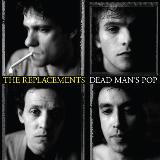 Album cover for Dead Man's Pop by The Replacements