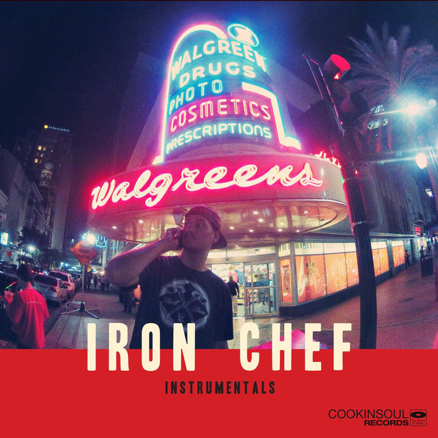 Iron Chef (Instrumental)