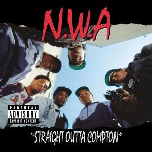 Straight Outta Compton (2002 - Remaster) Albumcover