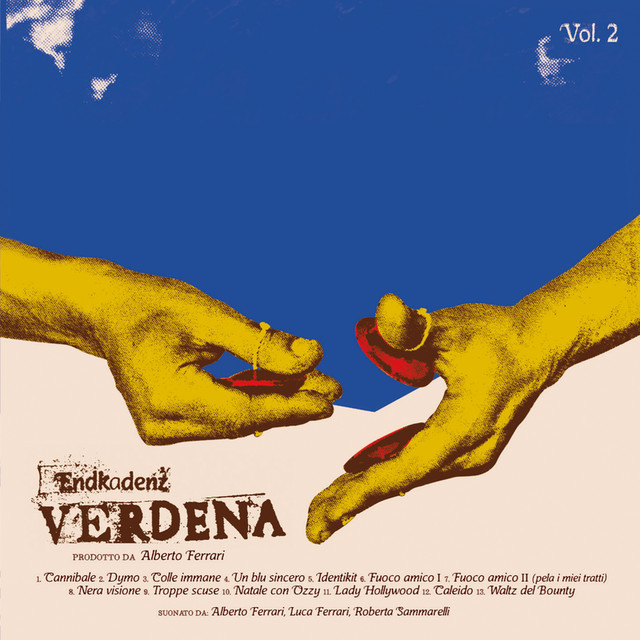Endkadenz, Vol.2 Albumcover