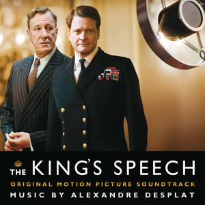 The King's Speech OST Albumcover