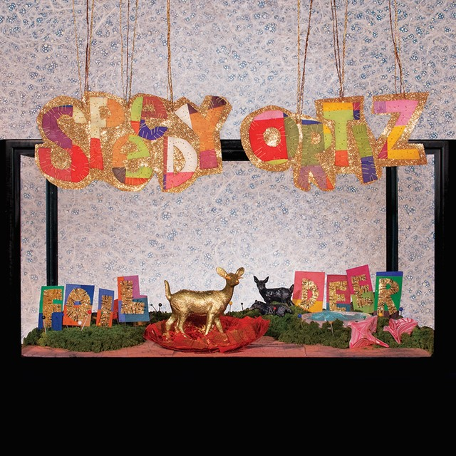 Album cover for Foil Deer by Speedy Ortiz
