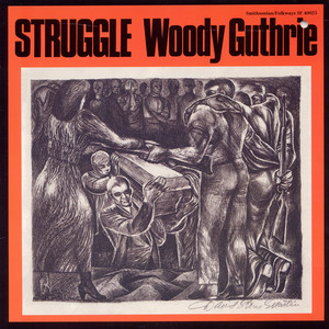 Woody Guthrie Union Burying Ground cover