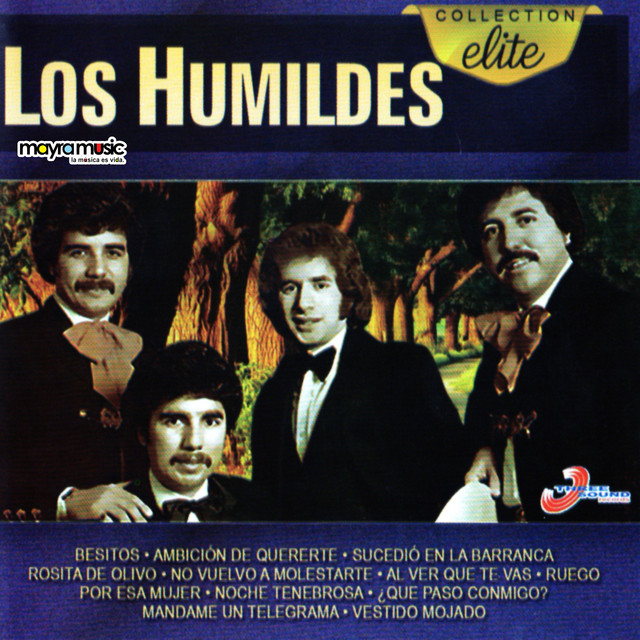 Vestido Mojado A Song By Los Humildes On Spotify