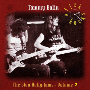 After Hours: The Glen Holly Jams, Vol. 2 album