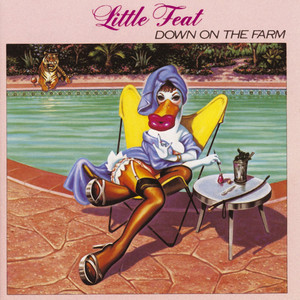 Little Feat Six Feet of Snow cover