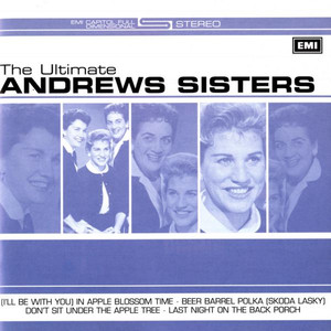 The Andrews Sisters Buckle Down Winsocki cover