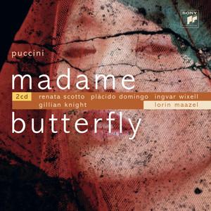 Puccini: Madama Butterfly Albümü