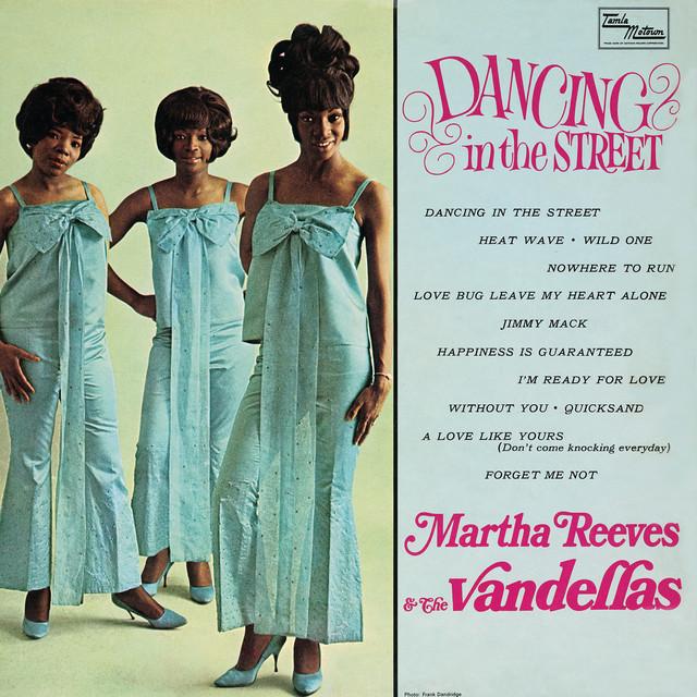 Dancing In The Street (64) album cover