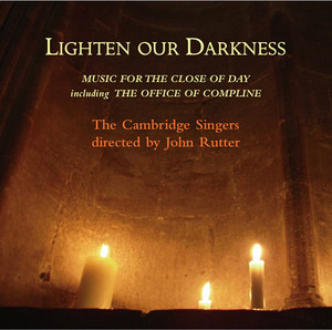 Lighten Our Darknesss - Music for The Close Of Day Albumcover
