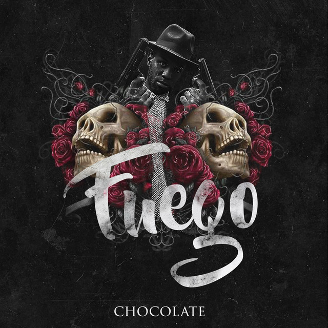 Album cover for Fuego by Chocolate Mc