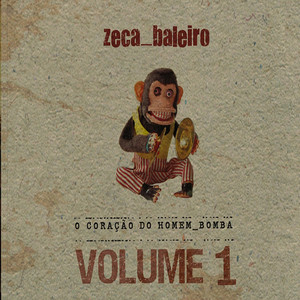 O Coração Do Homem-Bomba Vol. 1 Albumcover