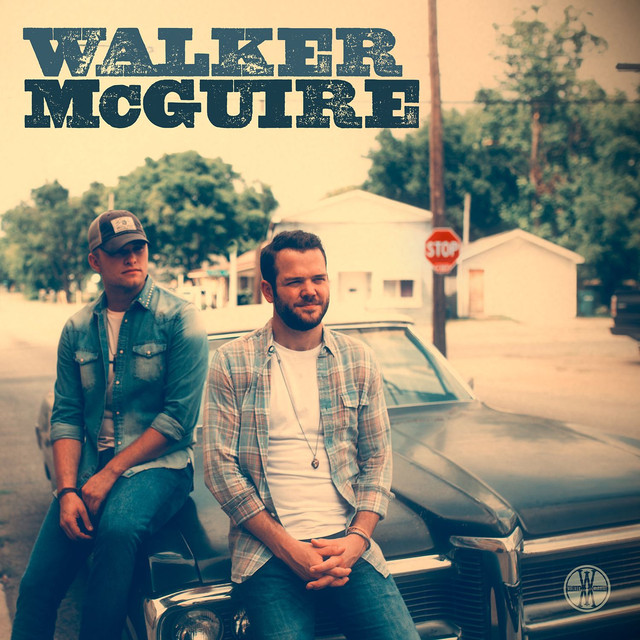 Album cover for Walker McGuire by Walker McGuire