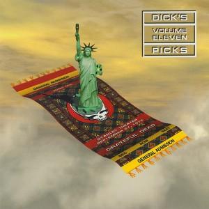 Dick's Picks Vol. 11: 9/27/72 (Stanley Theater, Jersey City, NJ) Albumcover