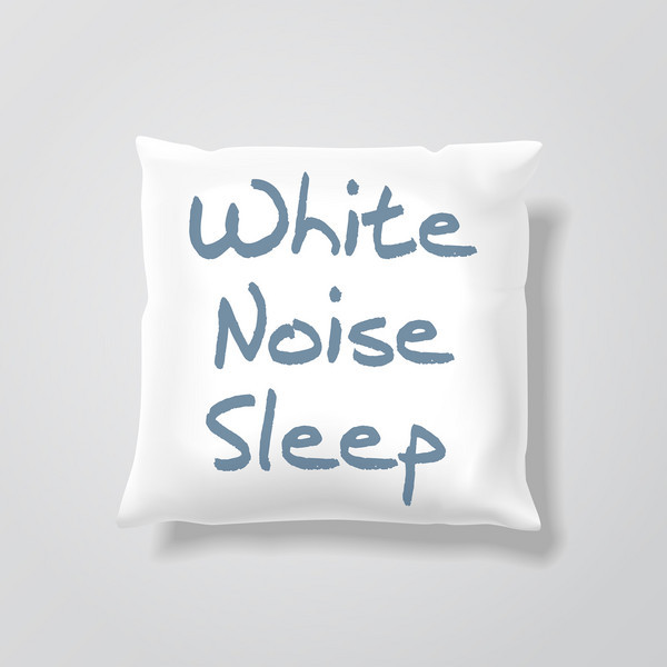 White Noise Sleep Albumcover