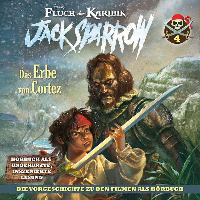 Vol. 4! Das Erbe Von Cortez Cover