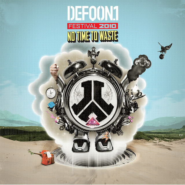 Defqon.1 2010 - No Time To Waste