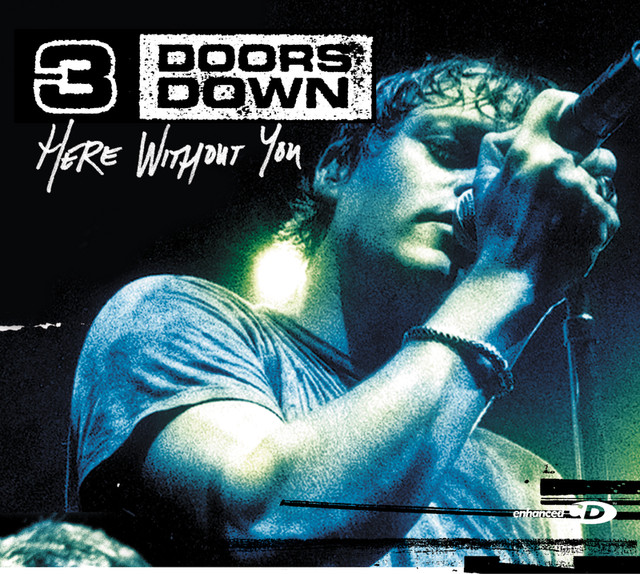 here without you a song by 3 doors down on spotify. Black Bedroom Furniture Sets. Home Design Ideas