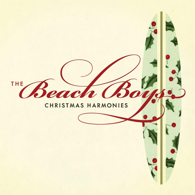christmas harmonies by the beach boys on spotify - Beach Boys Christmas