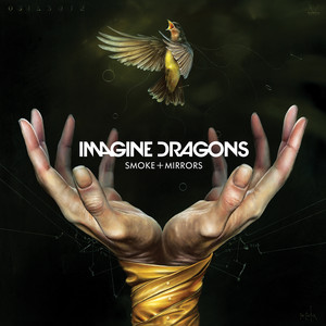 Imagine Dragons The Fall cover