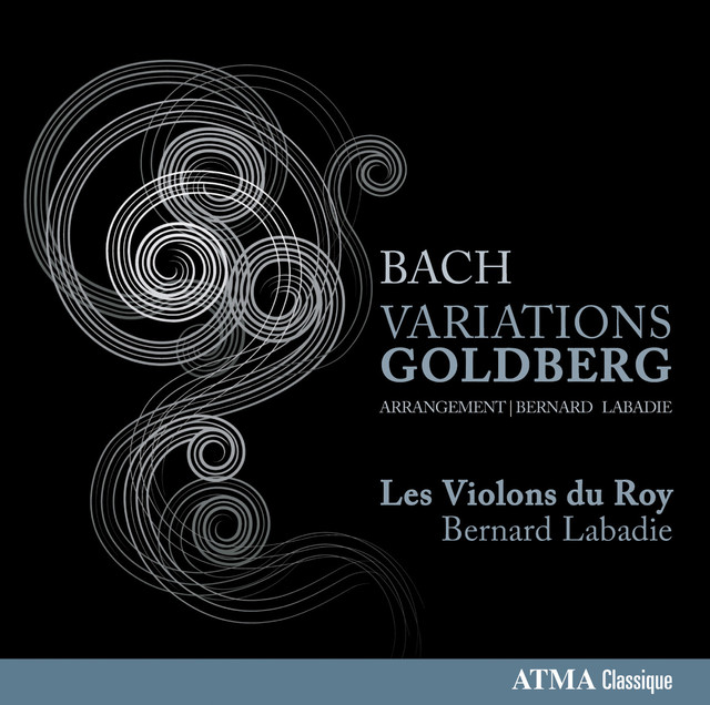 J.S. Bach: Goldberg Variations, BWV 988 (Arr. for Strings & Continuo) Albumcover