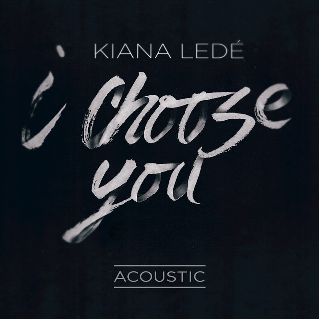 I Choose You (Acoustic)