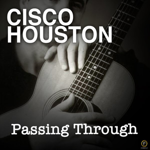 Cisco Houston, Woody Guthrie A Picture from Life's Other Side cover