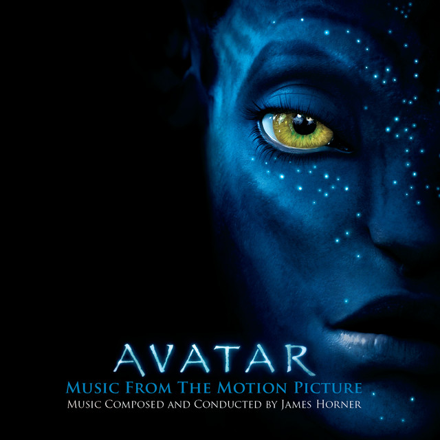 AVATAR Music From The Motion Picture Music Composed and Conducted by James Horner Albumcover