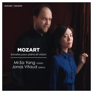 Mozart: Sonate pour violon et piano Albümü