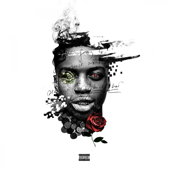 Album cover for Broken Hearts & Bankrolls by IshDARR