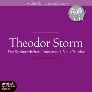 Der Schimmelreiter / Immensee / Viola Tricolor (Ungekürzt) Audiobook