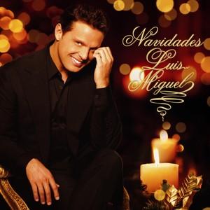 Navidades Luis Miguel Albumcover
