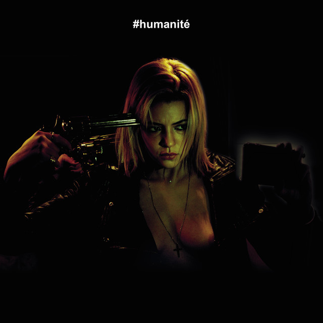 Album cover for #humanité by Saez