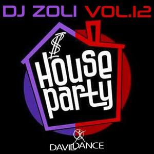 House Party Vol. 12 Albumcover