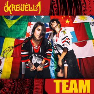Krewella Team cover