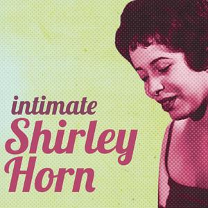 Intimate Shirley Horn album