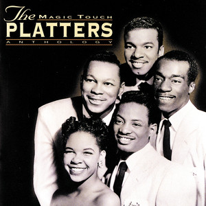 The Platters He's Mine cover