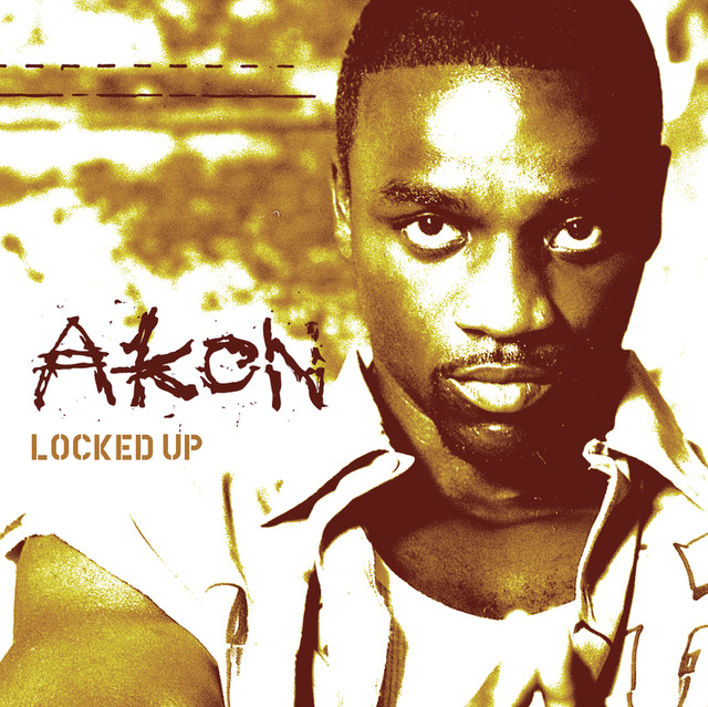 locked up by akon on spotify