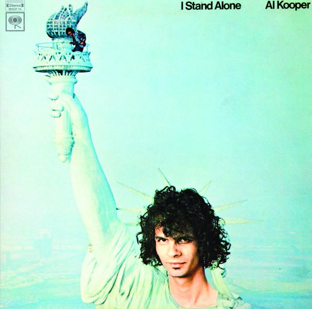 Al Kooper I Stand Alone album cover