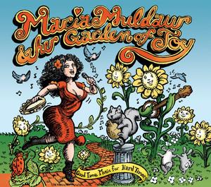 Garden Of Joy album
