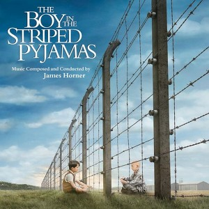 The Boy In The Striped Pyjamas Albumcover