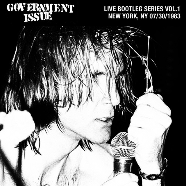 Live Bootleg Series Vol. 1: 07/30/1983 New York, NY @ CBGB