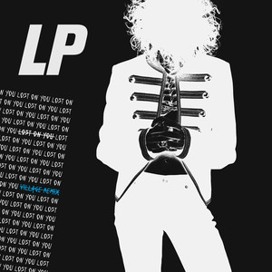 LP Lost On You cover