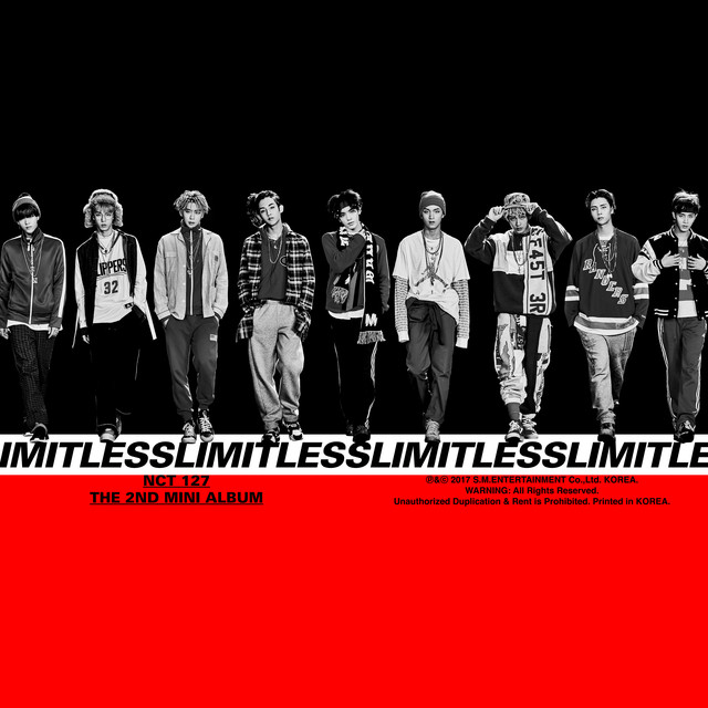 NCT#127 LIMITLESS - The 2nd Mini Album