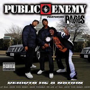 Public Enemy Rise cover