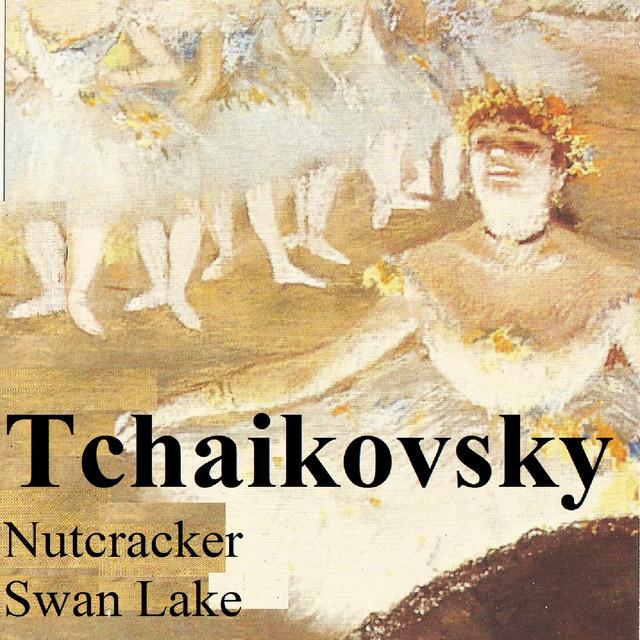 Tchaikovsky - Nutcracker - Swan Lake Albumcover