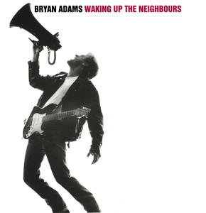 Waking Up The Neighbours Albumcover