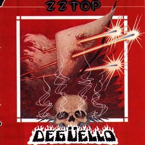 Deguello Albumcover