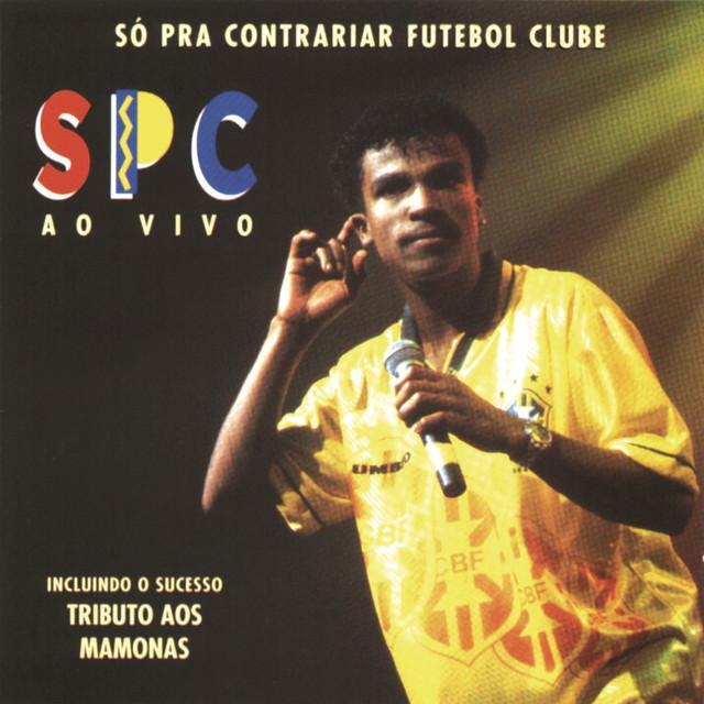 So Pra Contrariar Ao Vivo Albumcover